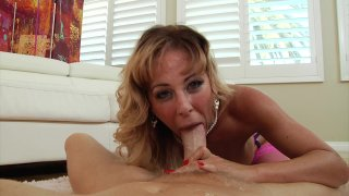Streaming porn video still #6 from MILFs Suck! #3