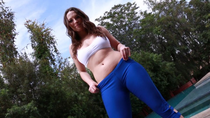 Streaming porn video still #3 from Yoga Pants 2