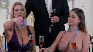 Streaming porn video still #1 from Made To Tit Fuck 2