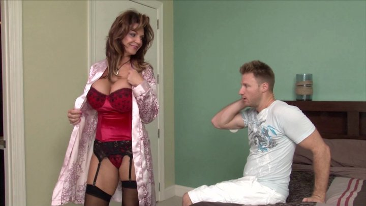 Streaming porn video still #4 from Mother-Son Secrets V