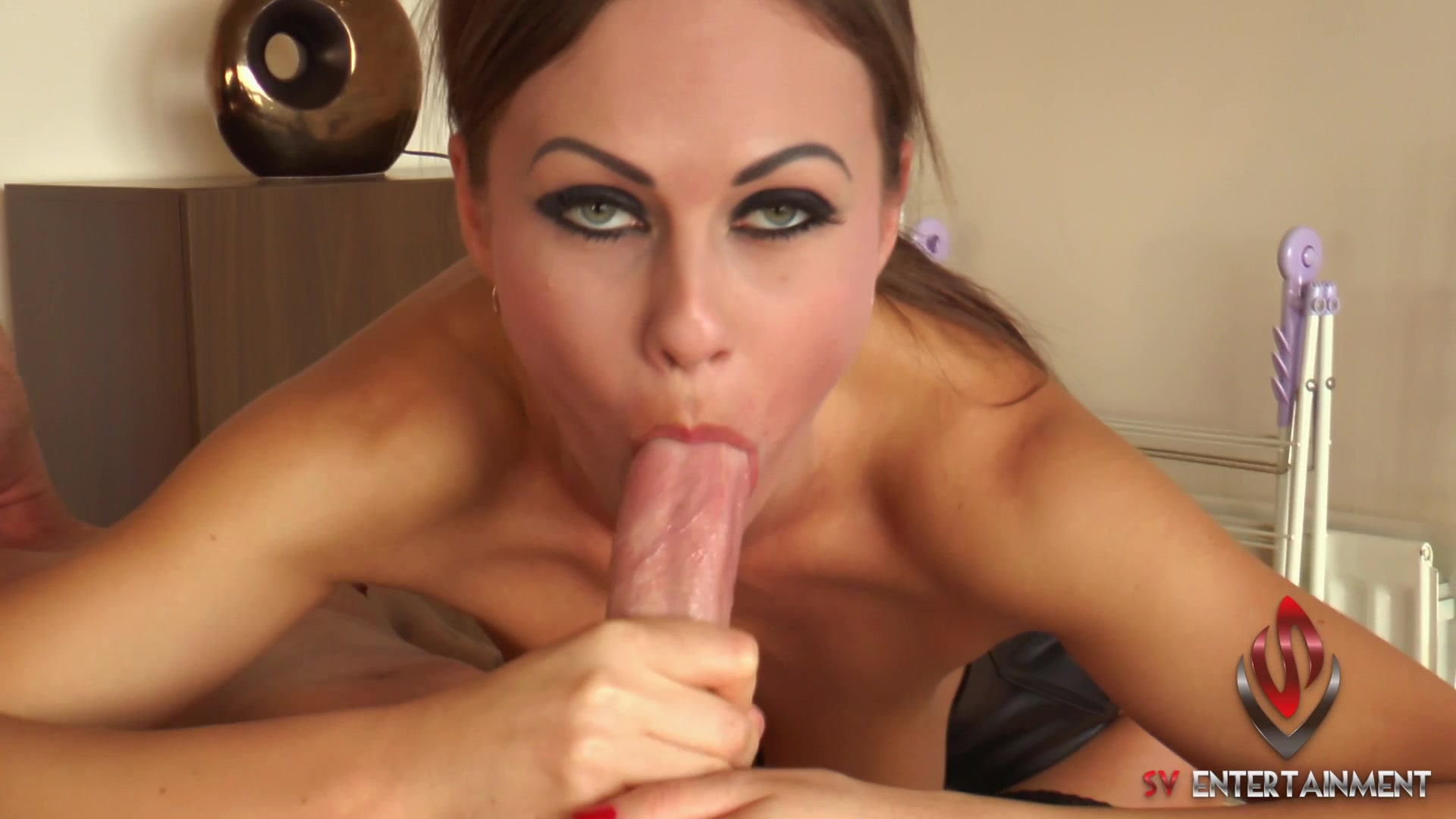 Female sucking cock instrutions