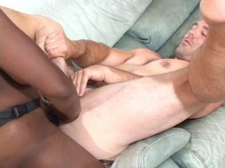 Streaming porn video still #8 from Pegged By A Black Girl