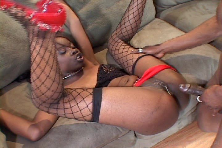 Brandi love gets pussy fucked by big black anaconda