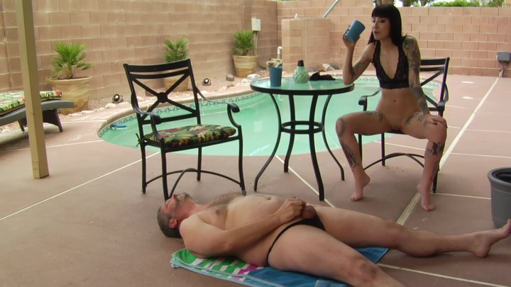 Streaming porn video still #1 from Charlotte Sartre: Filthy Angel