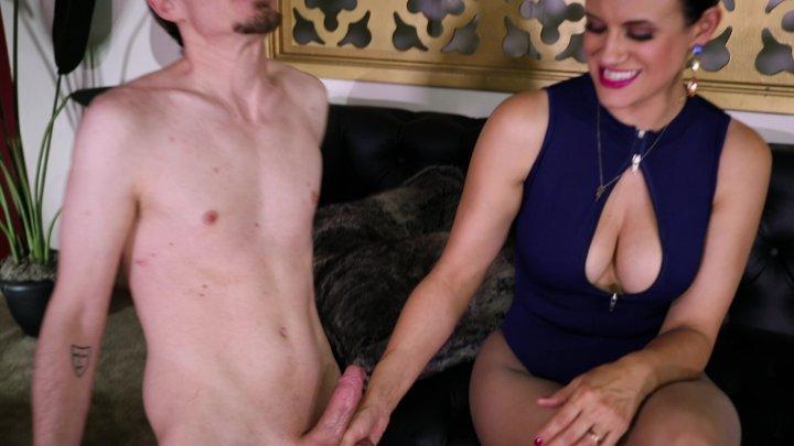 Streaming porn video still #1 from Femdom Mommy Got A New Intern