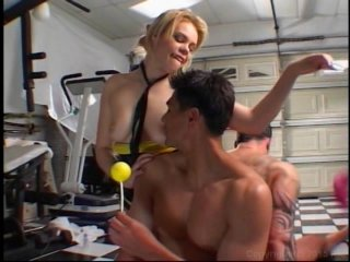 Streaming porn video still #3 from Bound & Ass Fucked