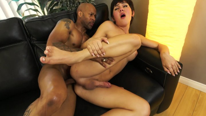 Streaming porn video still #2 from Buddy Wood's Hollywood Transsexuals