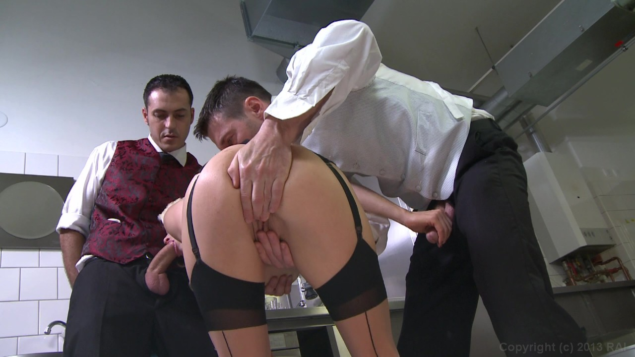 Fucking young hot maid servent girl