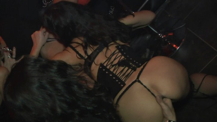 Streaming porn video still #1 from Libertine Nights #6 - First Time Swingers