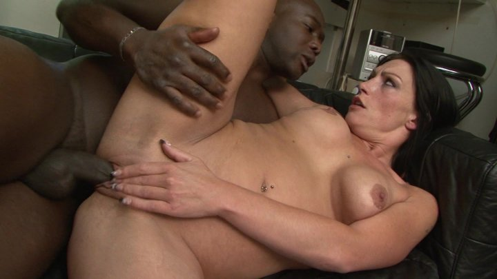 Streaming porn video still #1 from Mommy Likes Black Cock In Her Ass #2