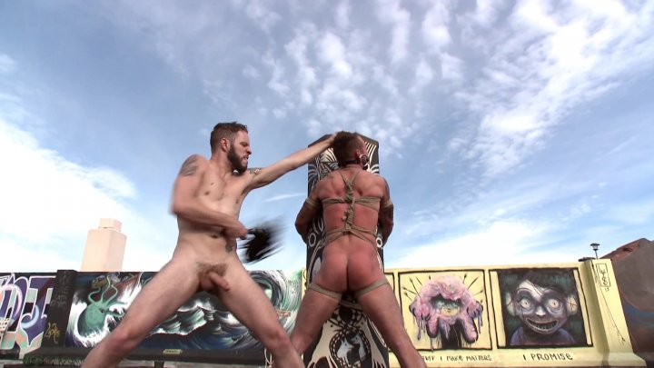 Streaming porn video still #3 from Wolf Hudson On the Run
