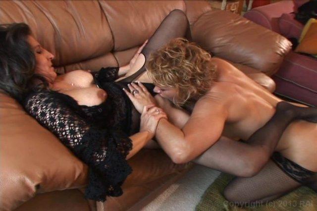 Streaming porn video still #1 from Granny Lesbian Club