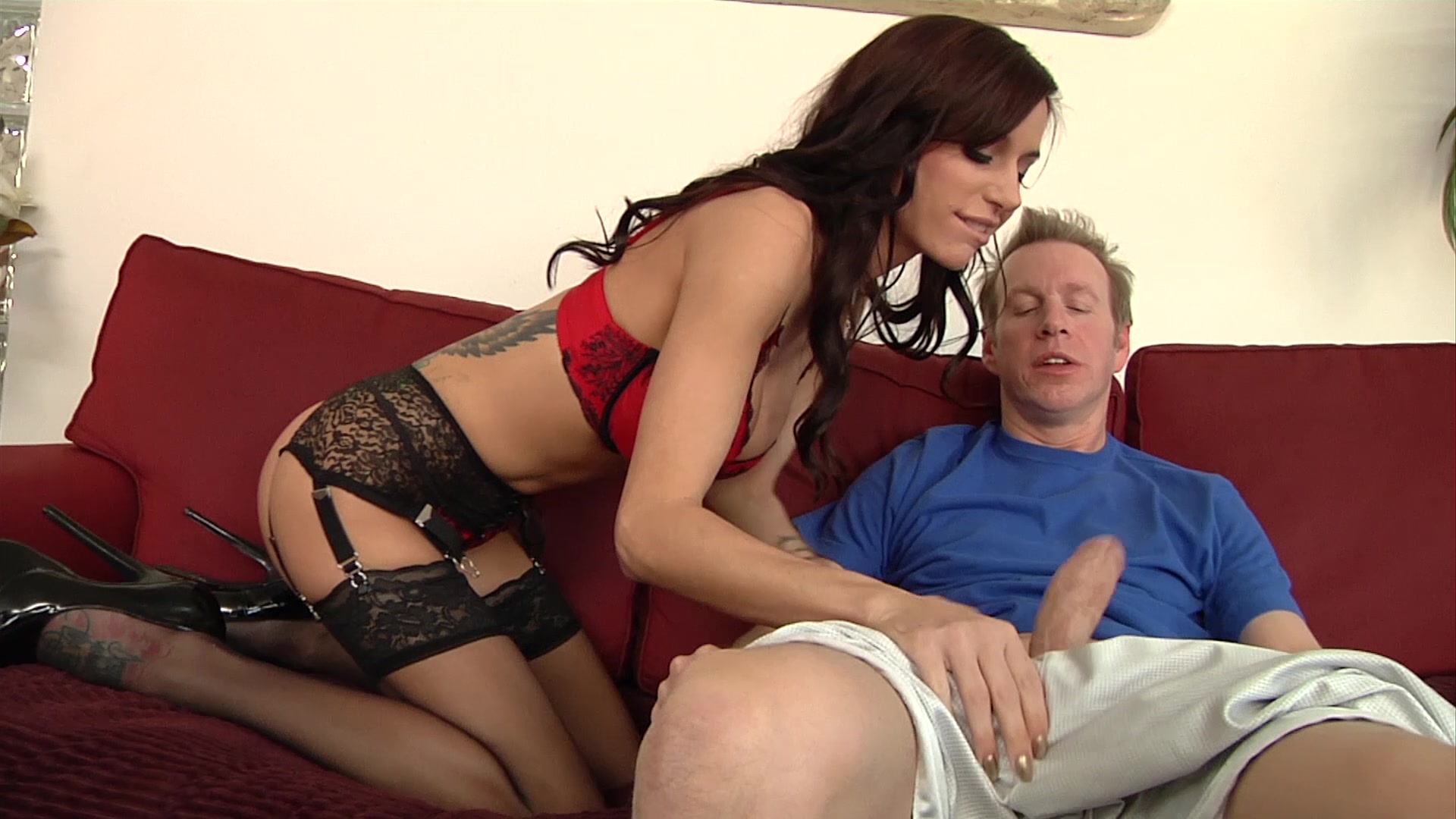 Mili jay and black cock