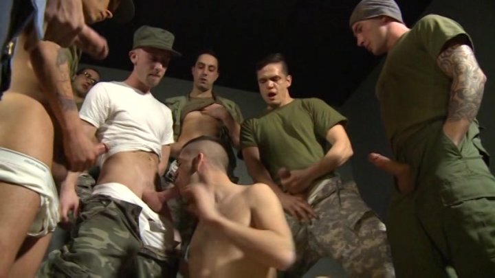Streaming porn video still #1 from Deployed Dads