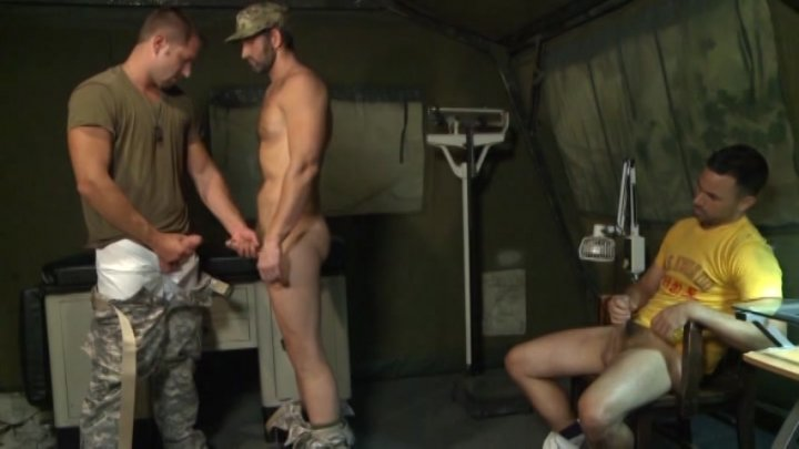 Streaming porn video still #3 from Deployed Dads