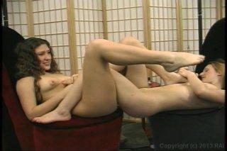 Streaming porn video still #5 from Pretty Feet #3