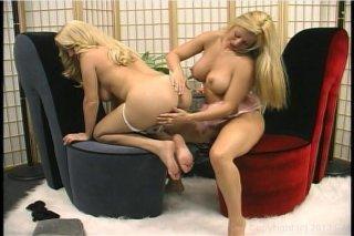 Streaming porn video still #3 from Pretty Feet #3