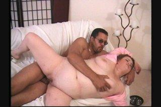 Streaming porn scene video image #7 from BBW Gets Black Dick Shoved Inside Her