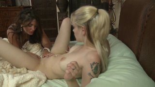 Streaming porn video still #5 from Bree Daniels & Her Girlfriends
