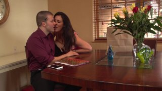 Streaming porn video still #2 from Somebody's Mother 3: Seductions By Reagan Foxx