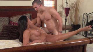 Streaming porn video still #7 from Somebody's Mother 3: Seductions By Reagan Foxx