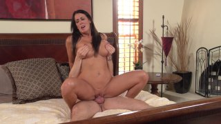 Streaming porn video still #8 from Somebody's Mother 3: Seductions By Reagan Foxx