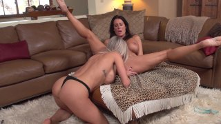 Streaming porn video still #5 from Somebody's Mother 3: Seductions By Reagan Foxx