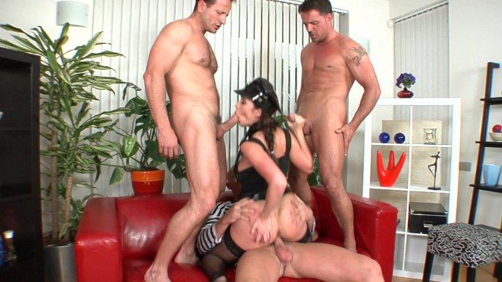 Streaming porn video still #3 from Gangbang Euromoms