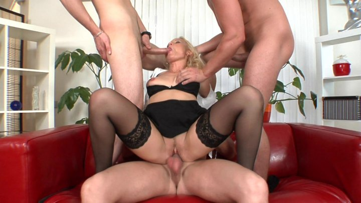 Streaming porn video still #1 from Gangbang Euromoms