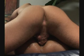 Streaming porn scene video image #9 from Black Stud Fucks His White Twink