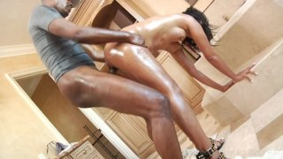 Streaming porn video still #9 from Oiled Up 2