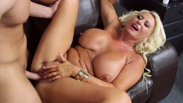 Streaming porn video still #2 from Big Racks Hot MILFs Hardcut 7