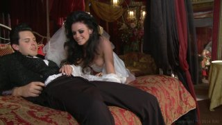 Streaming porn video still #2 from Elvis XXX A Porn Parody