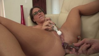 Streaming porn video still #9 from My Evil Stepmom Fucked My Ass