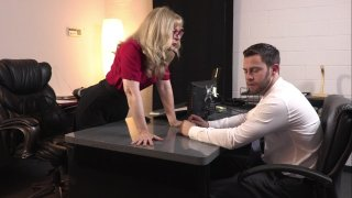 Streaming porn video still #1 from Office Affairs